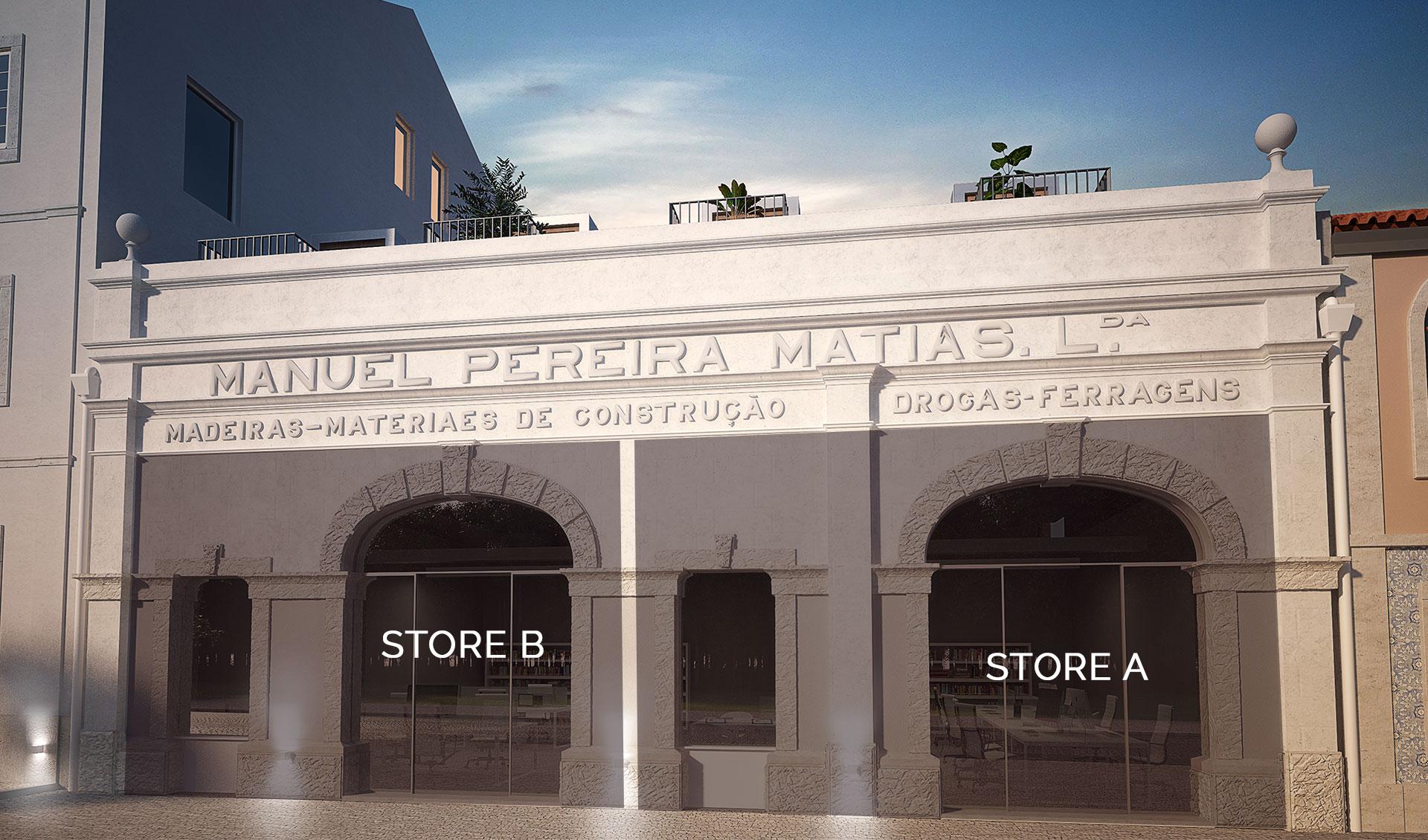 Villa Torrinha Stores